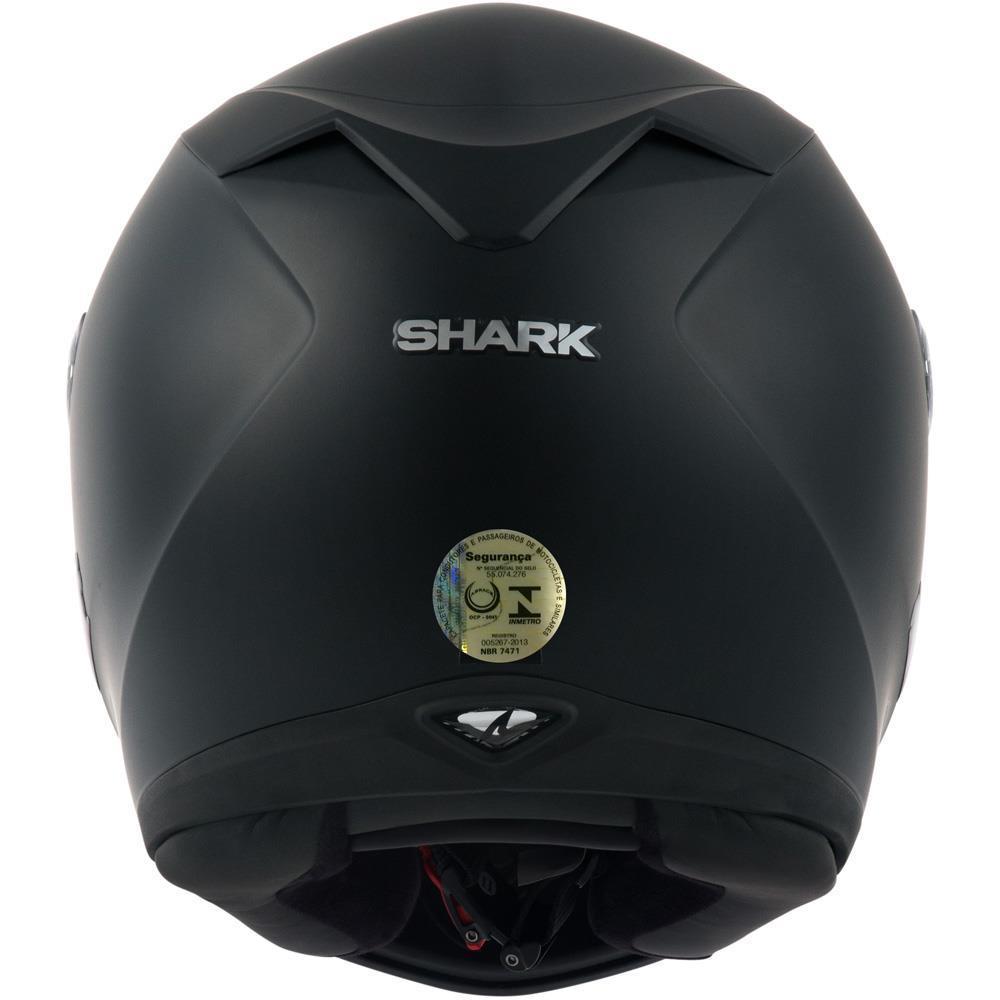Capacete Shark S700 Prime Full Matt  - Nova Suzuki Motos e Acessórios