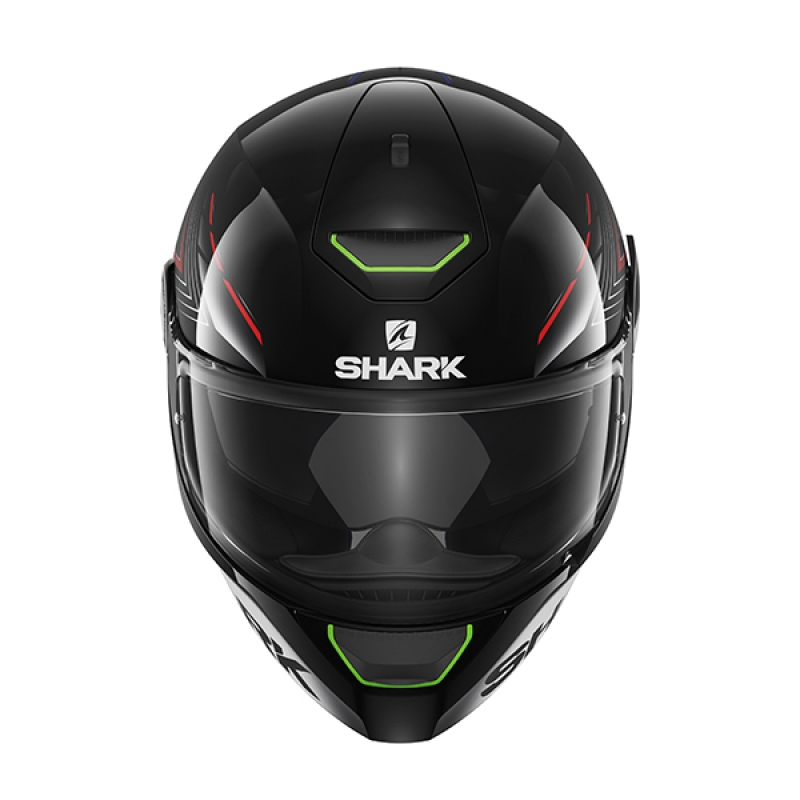 Capacete Shark Skwal Matador KRS c/ Led - Só 56/S  - Nova Suzuki Motos e Acessórios