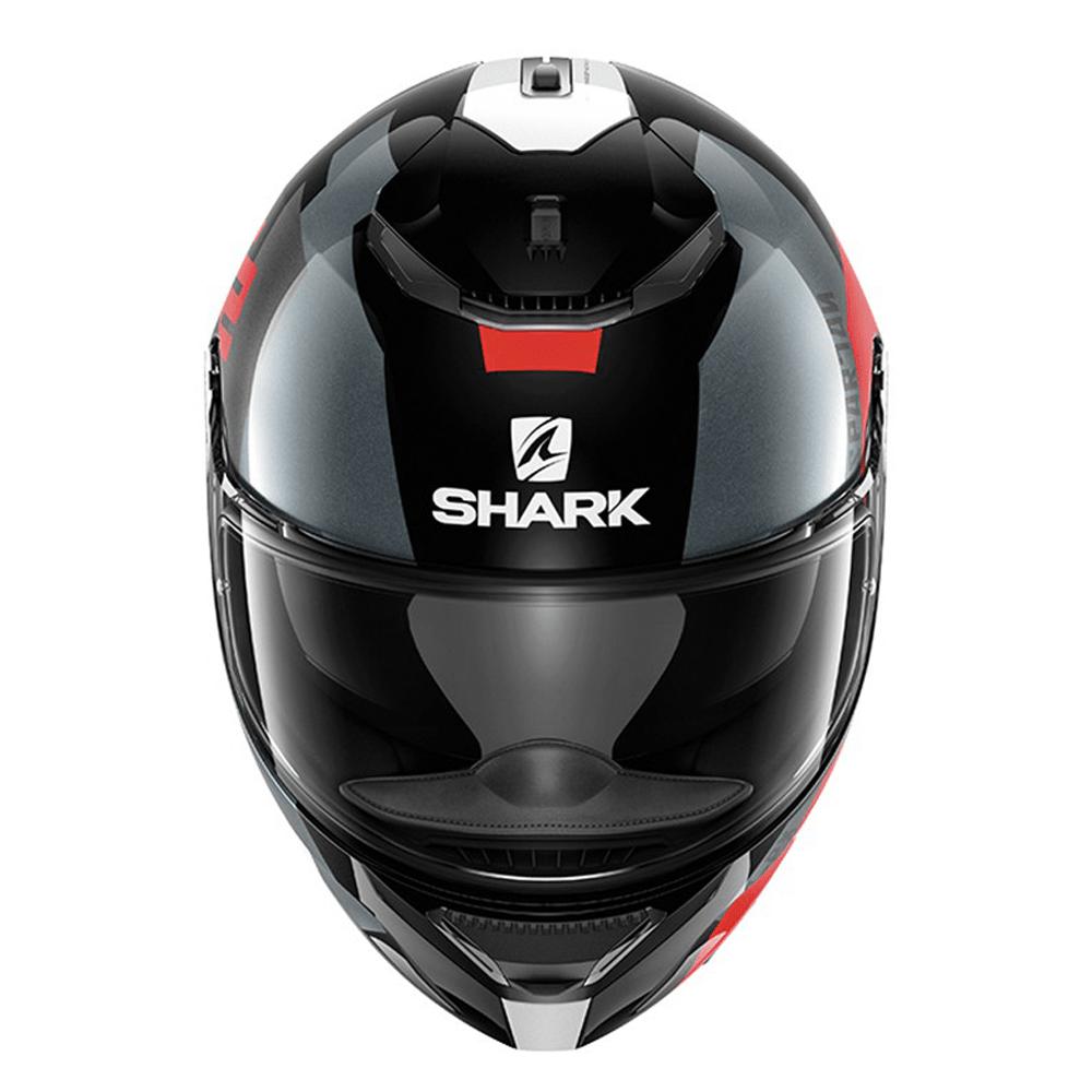 Capacete Shark Spartan APIC SS P KRA  - Nova Suzuki Motos e Acessórios