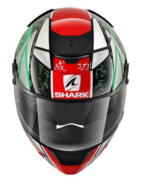 Capacete Shark Speed-R Replica Tom Sykes KRG  - Nova Suzuki Motos e Acessórios