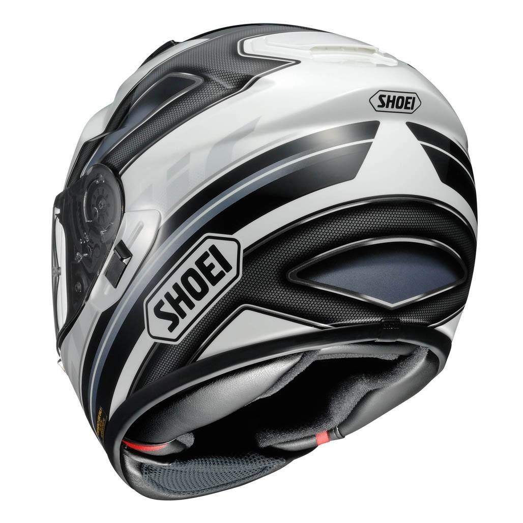Capacete Shoei GT-Air Dauntless TC-6 c/ Pinlock Anti-Embassante!  - Nova Suzuki Motos e Acessórios
