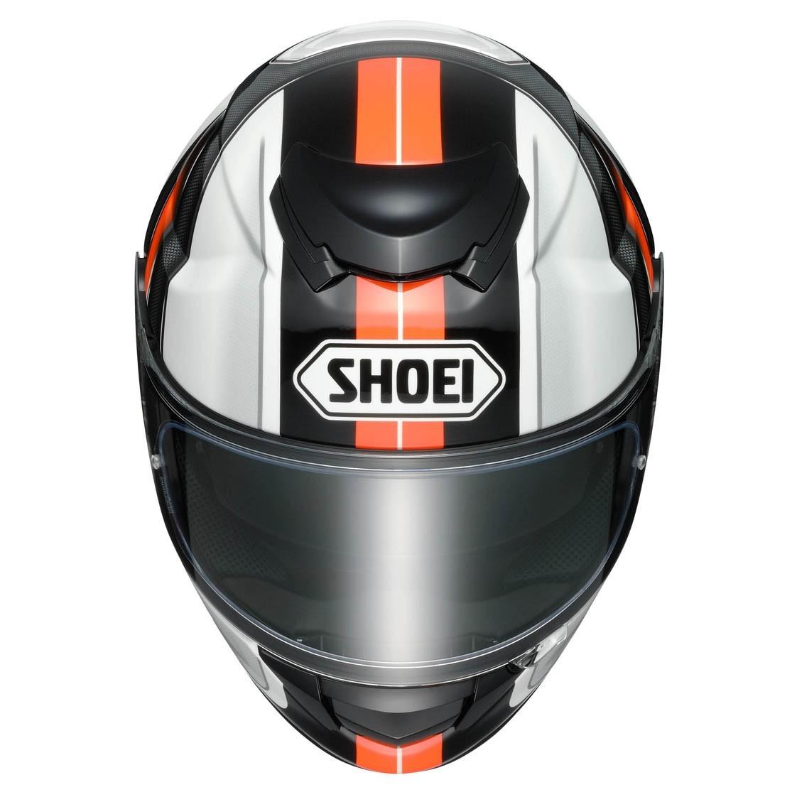Capacete Shoei GT-Air Dauntless TC-8 c/ Pinlock Anti-Embassante!  - Nova Suzuki Motos e Acessórios