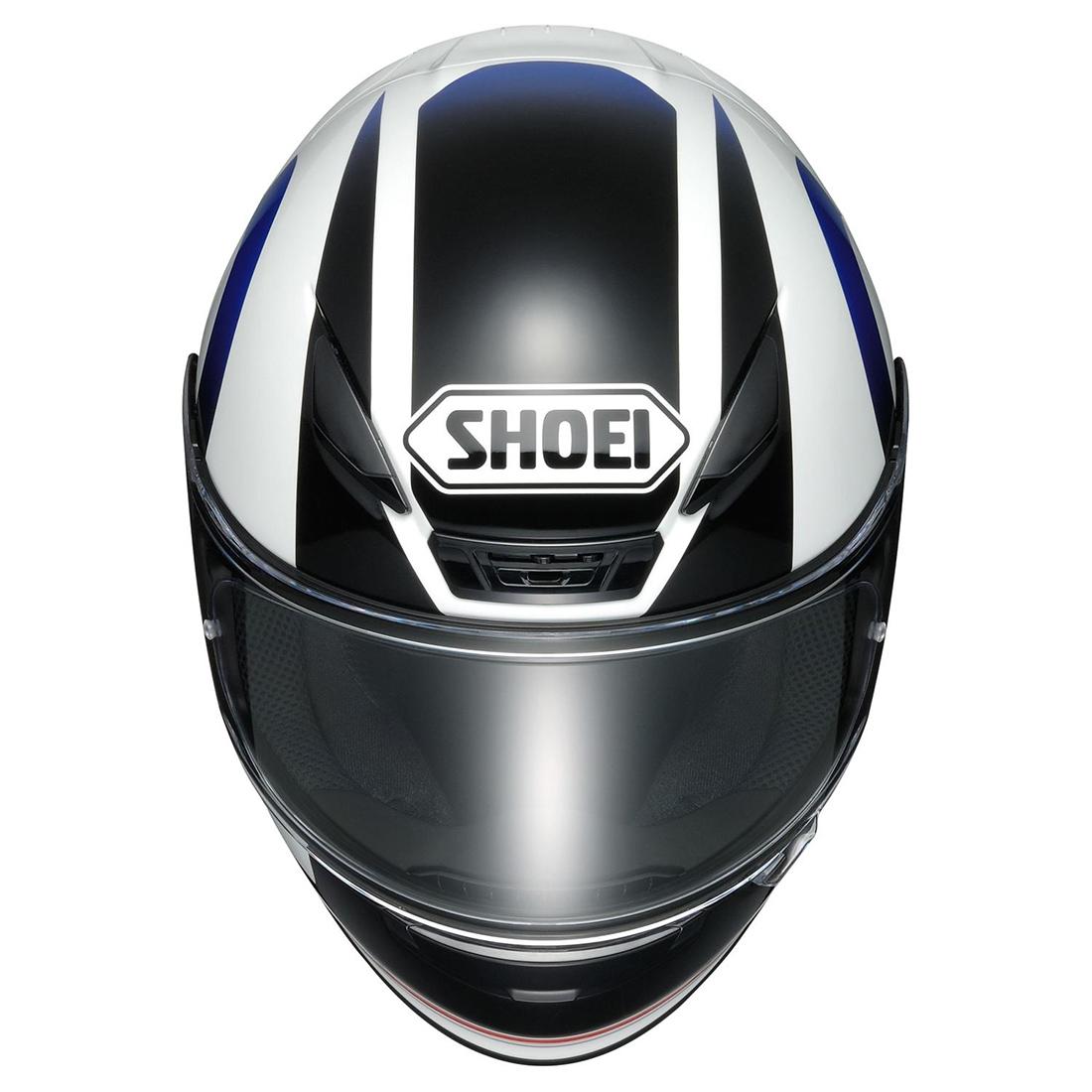 Capacete Shoei NXR Beaufighter - MEGA OFERTA!  - Nova Suzuki Motos e Acessórios