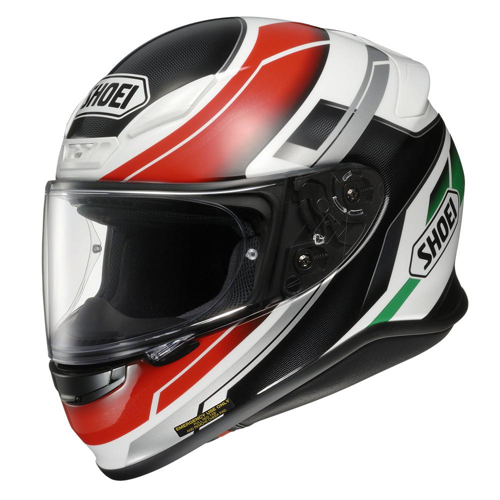Capacete Shoei NXR Mystify TC-4 - MEGA OFERTA!  - Nova Suzuki Motos e Acessórios