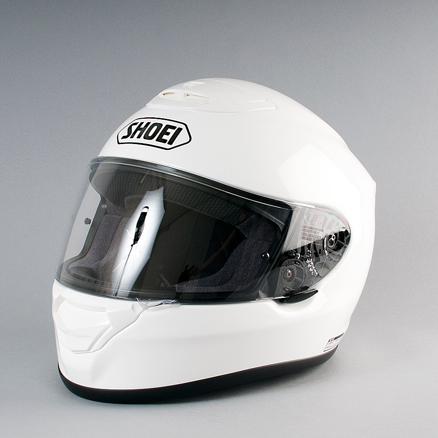 Capacete Shoei Qwest Preto Liso  - Nova Suzuki Motos e Acessórios