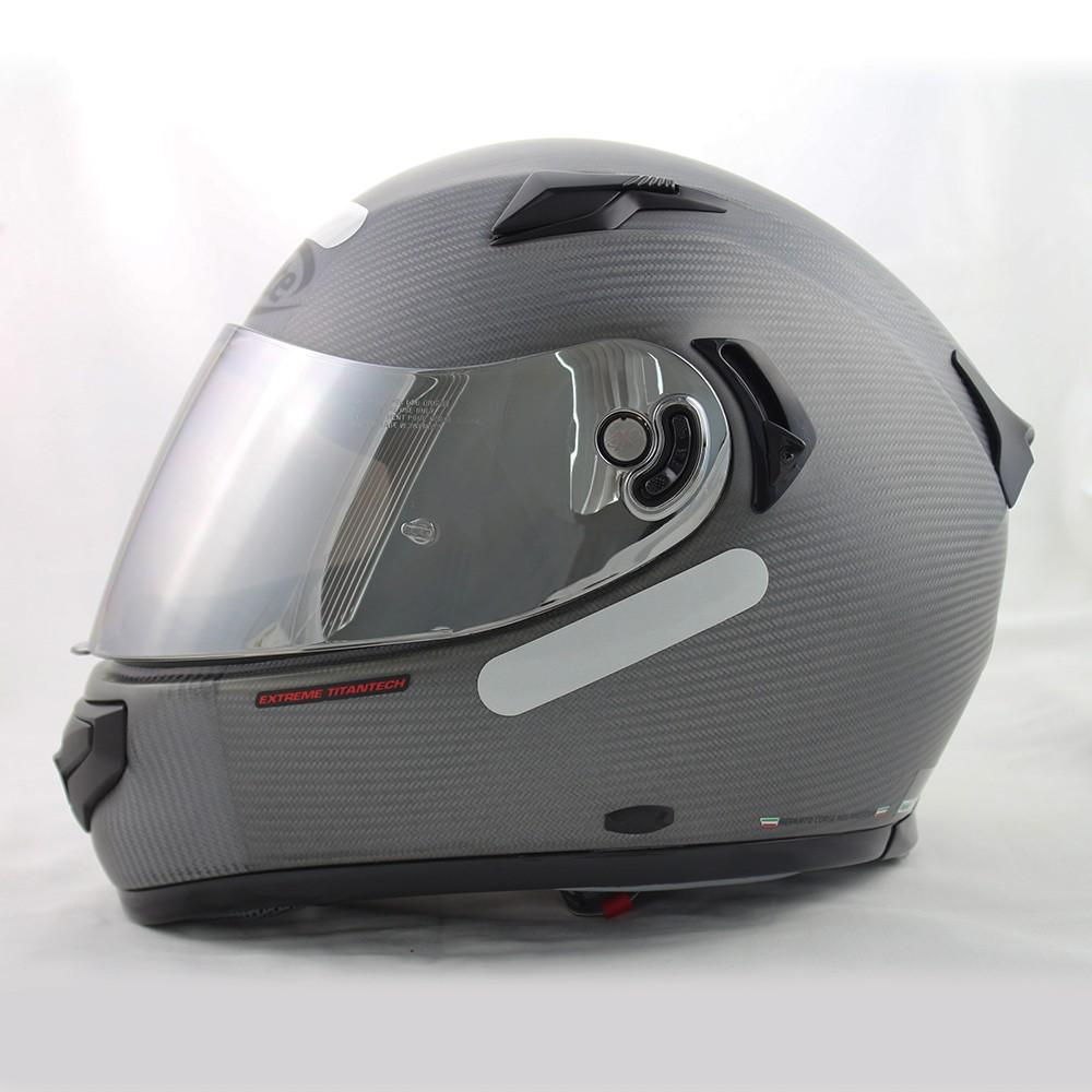 CAPACETE X-LITE X-661 EXTREME TITAN-TECH PURO N-COM - FLAT TITANIUM - Ganhe Balaclava Exclusiva!  - Nova Suzuki Motos e Acessórios