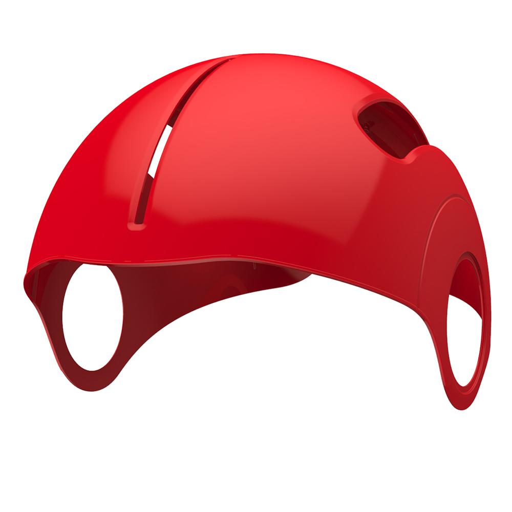 Casco (capinha) para Capacete Nexx SX10 Vermelho  - Nova Suzuki Motos e Acessórios