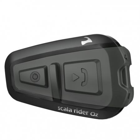 Intercomunicador Cardo Scala Rider QZ - NOVO!  - Nova Suzuki Motos e Acessórios