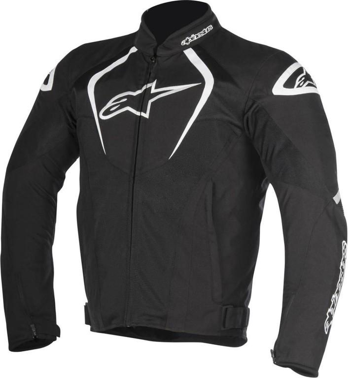 Jaqueta Alpinestars T-Jaws V2 Air (Black) - LANÇAMENTO  - Nova Suzuki Motos e Acessórios