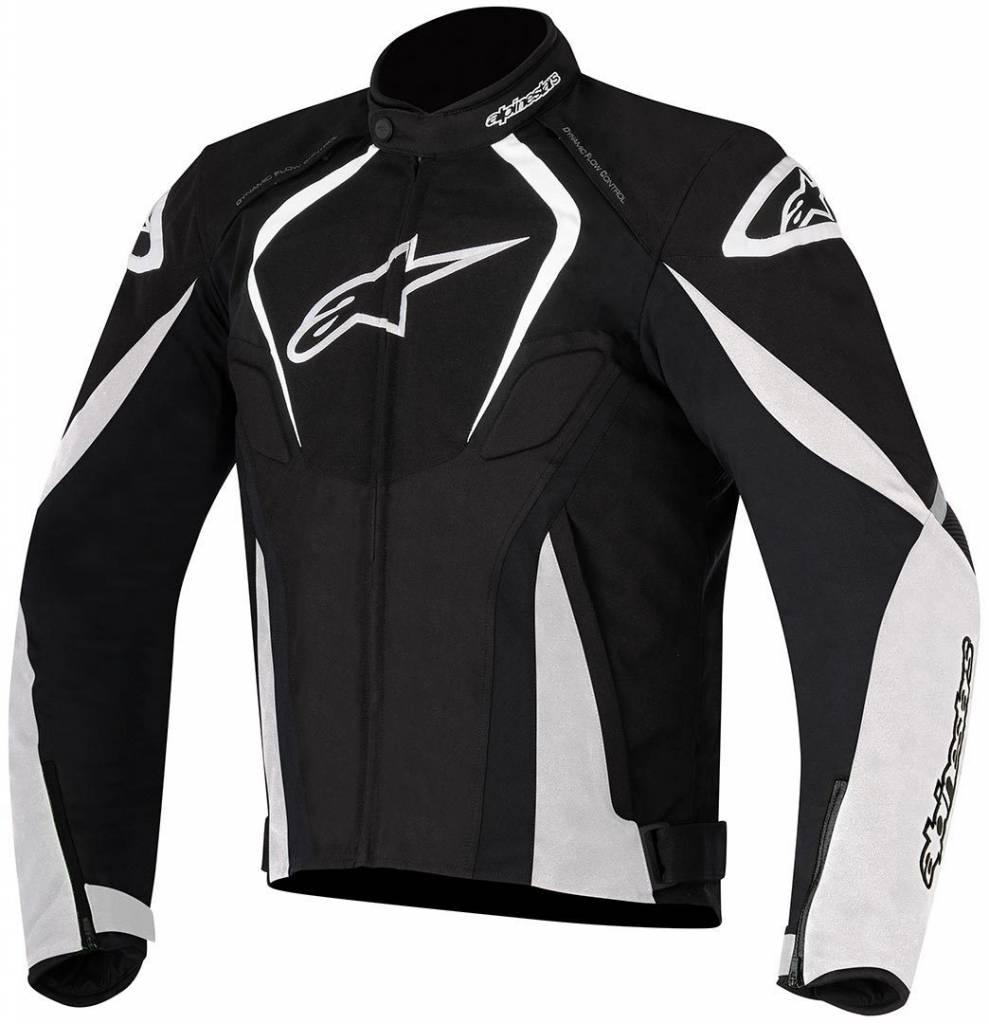 Jaqueta Alpinestars T-Jaws WP (Black/White) (Impermeável) - LANÇAMENTO  - Nova Suzuki Motos e Acessórios