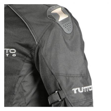 Jaqueta Tutto Air max Verão Ventilada  - Ganhe Caneca Tutto  - Nova Suzuki Motos e Acessórios