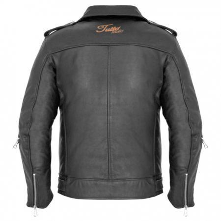 Jaqueta Tutto Fashion Man Couro  - Nova Suzuki Motos e Acessórios