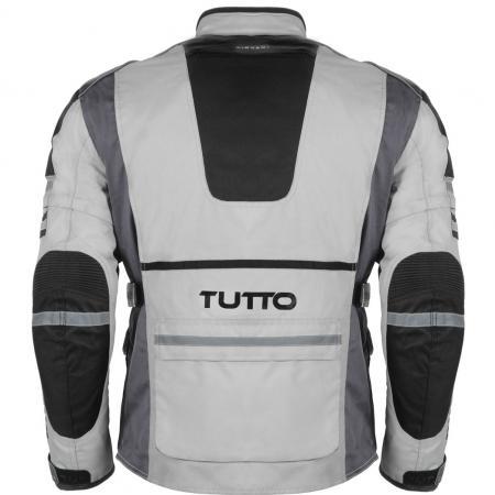 Jaqueta Tutto Moto Leonardo Winter Parka Classica - Grade Completa  - Nova Suzuki Motos e Acessórios