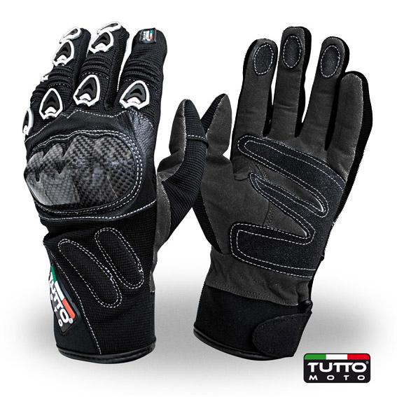 Luva Tutto Moto RX Carbon  - Nova Suzuki Motos e Acessórios