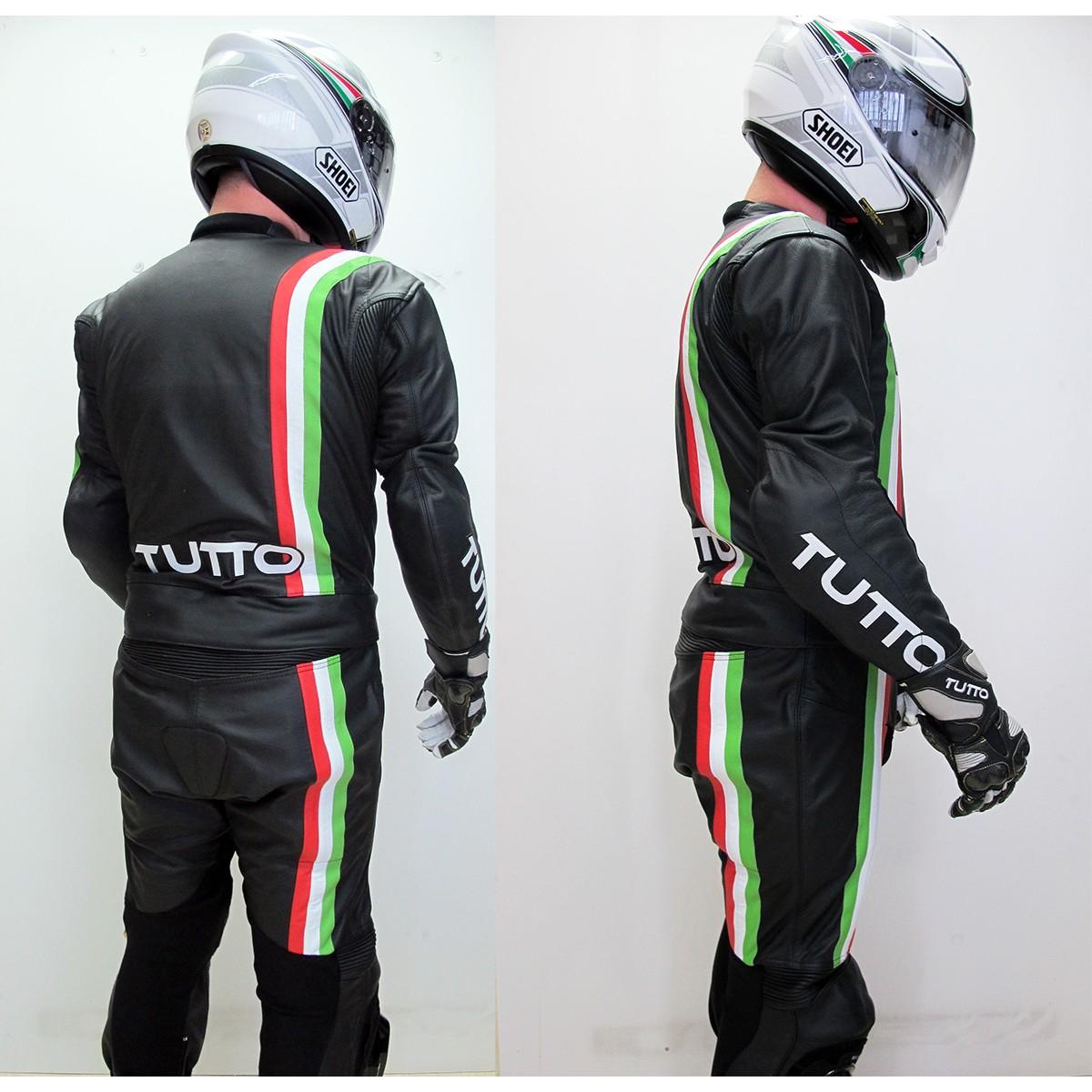 Macacão Tutto Moto Monza Itália 2 pçs - NOVO!  - Nova Suzuki Motos e Acessórios