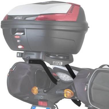 Monorack Givi 1137FZ p/ Honda CBR650  - Nova Suzuki Motos e Acessórios