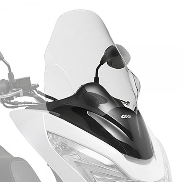 Parabrisa D1136ST Givi para PCX 14-17 - Transparente (CONSULTE-NOS)  - Nova Suzuki Motos e Acessórios