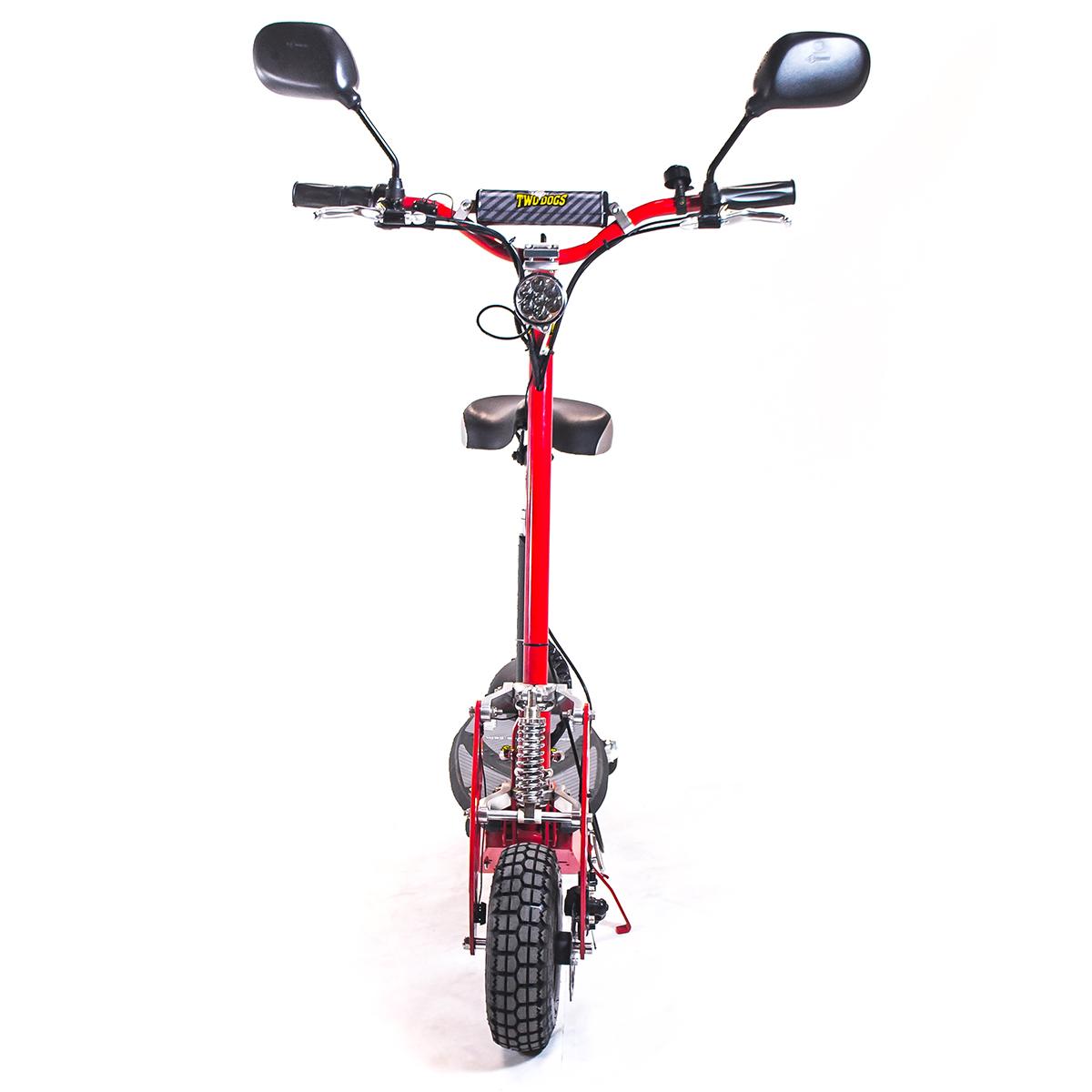 Scooter Elétrico Two Dogs 1000w 36V (Bicicletinha)  - Nova Suzuki Motos e Acessórios