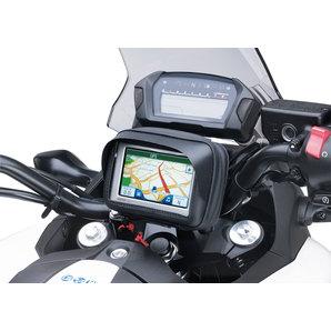 """SUPORTE GIVI P/ SMARTPHONE 4""""   S953B  - Nova Suzuki Motos e Acessórios"""
