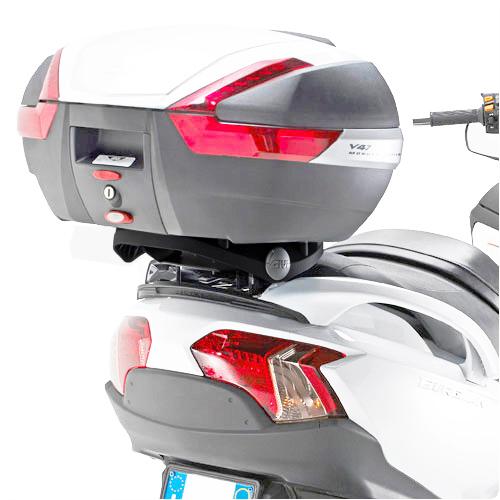 Suporte Givi SR3104 +kit  para Burgman 650 Executive  - Nova Suzuki Motos e Acessórios