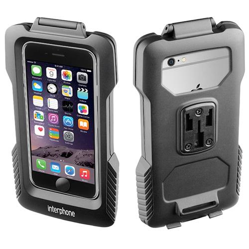 Suporte de Telefone Para Moto ProCase Iphone 6 Plus (Interphone)  - Nova Suzuki Motos e Acessórios