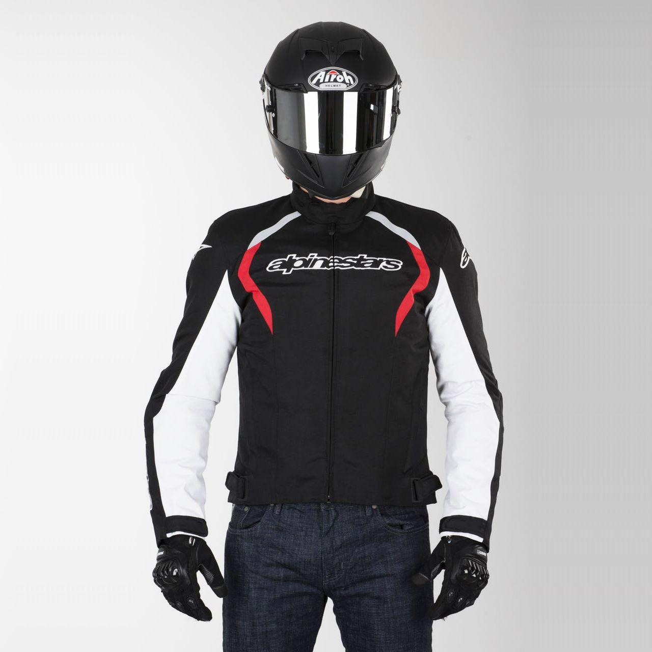 0Jaqueta Alpinestars Fastback WP (Tricolor/ Impermeável)  - Super Bike - Loja Oficial Alpinestars