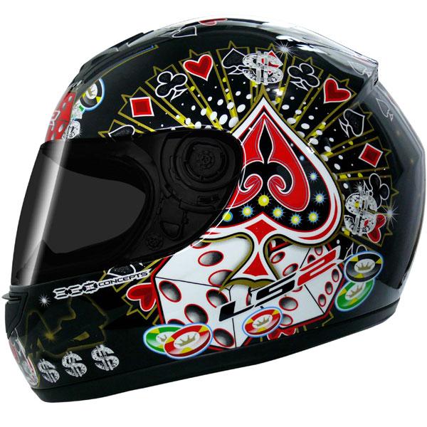 Capacete LS2 FF350 Vegas - (5 Mais Vend.)  GANHE BALACLAVA  - Super Bike - Loja Oficial Alpinestars