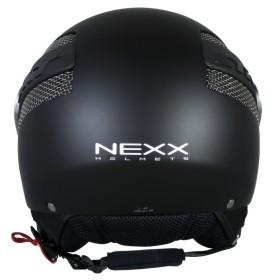 Capacete Nexx X60 Air Preto  - Super Bike - Loja Oficial Alpinestars
