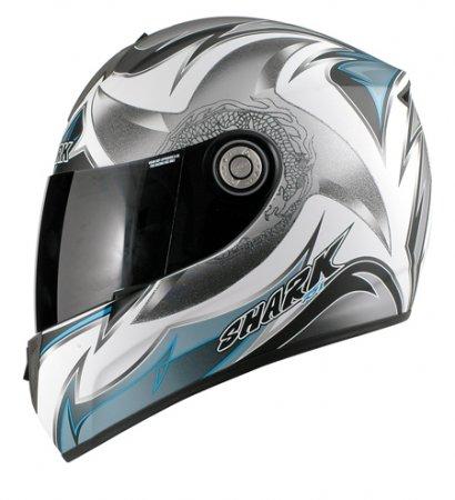 Capacete Shark RSI Shuriken Matt WLK  - Super Bike - Loja Oficial Alpinestars