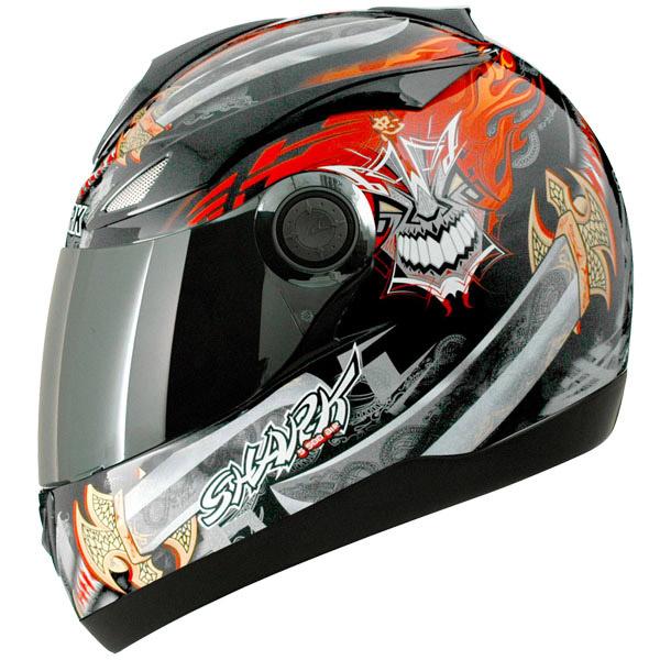 Capacete Shark S500 Samurai (cores)  - Super Bike - Loja Oficial Alpinestars