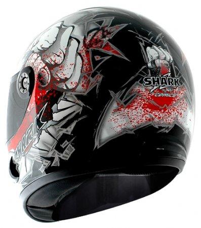 Capacete Shark S800 Comics  - Super Bike - Loja Oficial Alpinestars