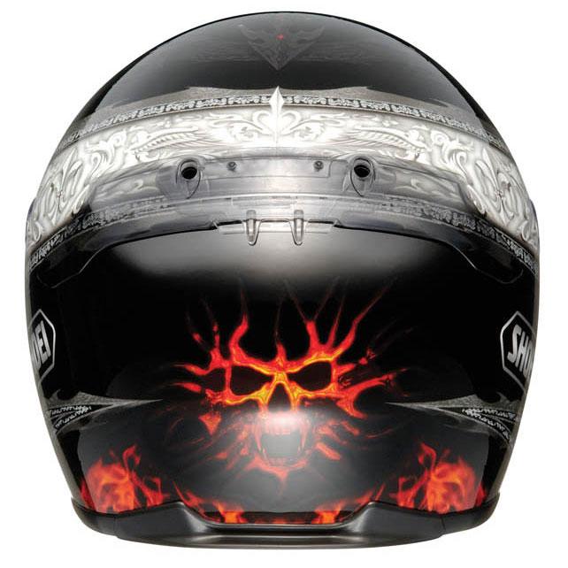 Capacete Shoei XR-1000 Diabolic Revelation TC-5  - Super Bike - Loja Oficial Alpinestars