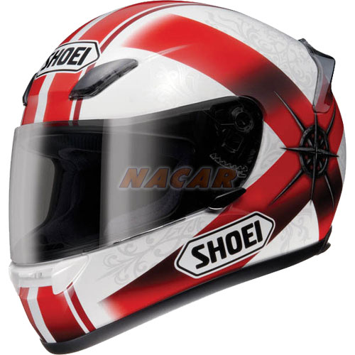 Capacete Shoei XR-1000 Symbol TC-1  - Super Bike - Loja Oficial Alpinestars