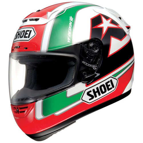 Capacete Shoei X-Spirit Locatelli 2 TC-1  - Super Bike - Loja Oficial Alpinestars