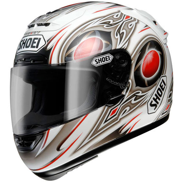 Capacete Shoei X-Spirit Tamada TC-6  - Super Bike - Loja Oficial Alpinestars