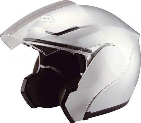Capacete Zeus 3000 Prata - escamotiável  - Super Bike - Loja Oficial Alpinestars