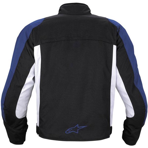 Jaqueta Alpinestars Rhoma Azul Impermeável  - Super Bike - Loja Oficial Alpinestars