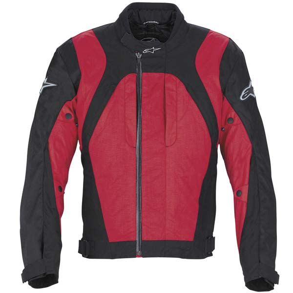 Jaqueta Alpinestars Sigma Vermelha  - Super Bike - Loja Oficial Alpinestars