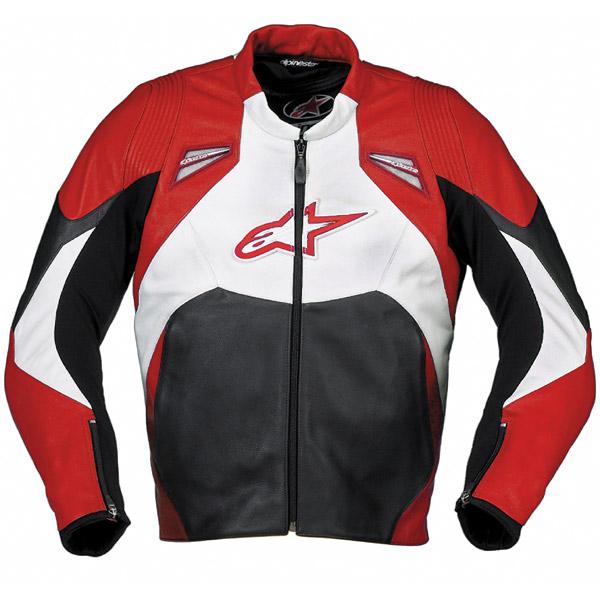 Jaqueta Alpinestars SMK Vermelha  - Super Bike - Loja Oficial Alpinestars
