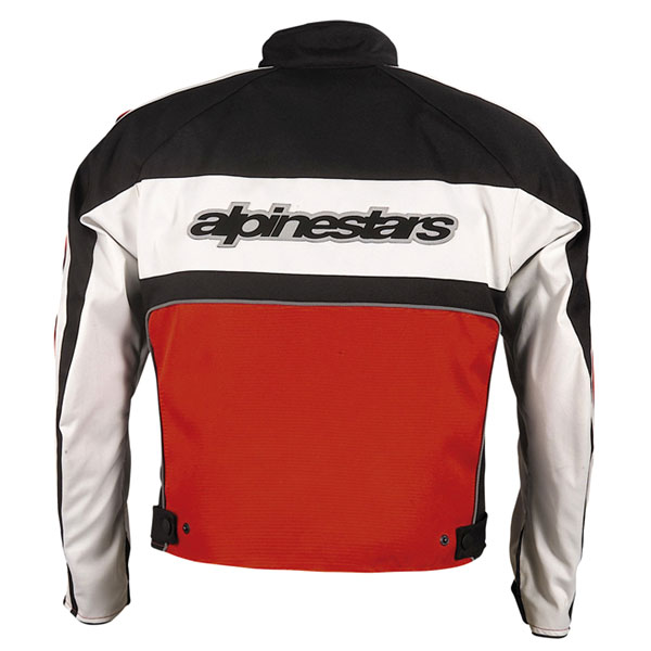 Jaqueta Alpinestars Stella T-Dyno WP (Vermelha/ Feminina/ Impermeável)  - Super Bike - Loja Oficial Alpinestars