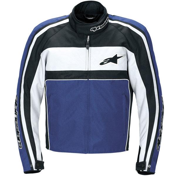 Jaqueta Alpinestars T-Dyno (Azul)  - Super Bike - Loja Oficial Alpinestars