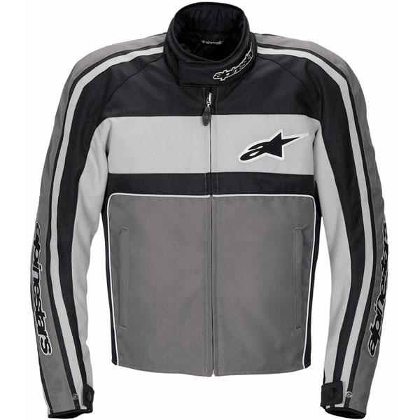 Jaqueta Alpinestars T-Dyno (Cinza)  - Super Bike - Loja Oficial Alpinestars