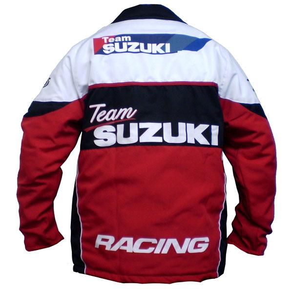 Jaqueta Suzuki Team Vermelha  - Super Bike - Loja Oficial Alpinestars