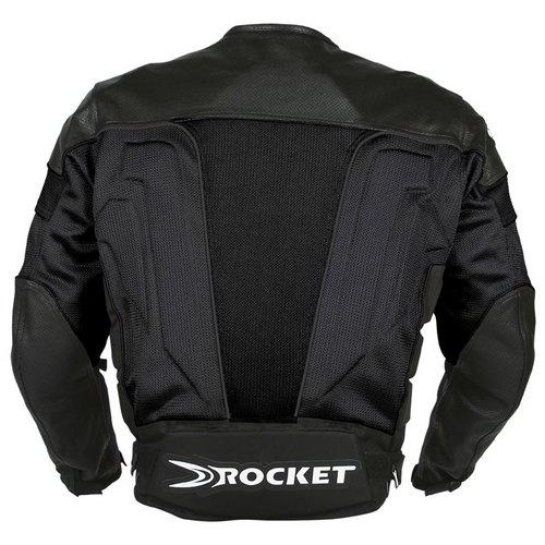 Jaqueta Joe Rocket Reactor (couro + cordura) Só Tam M  - Super Bike - Loja Oficial Alpinestars