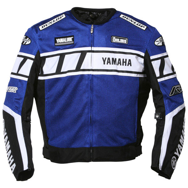 Jaqueta Joe Rocket Yamaha Champion Mesh Azul  - Super Bike - Loja Oficial Alpinestars