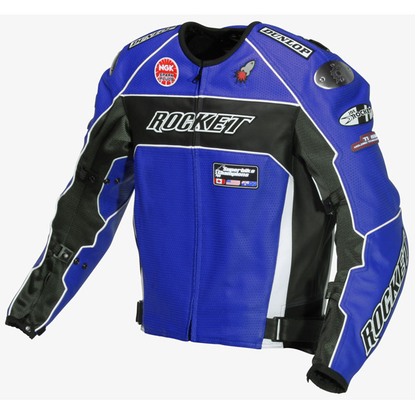 Jaqueta Joe Rocket Speedmaster 5.0 Azul  - Super Bike - Loja Oficial Alpinestars
