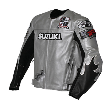 Jaqueta Joe Rocket Suzuki Vertical  - Super Bike - Loja Oficial Alpinestars