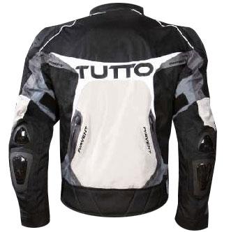 Jaqueta Tutto Racing Cinza 100% Impermeável  - Super Bike - Loja Oficial Alpinestars