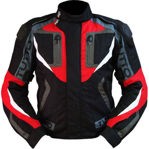 Jaqueta Tutto Racing Vermelha 100% Impermeável  - Super Bike - Loja Oficial Alpinestars