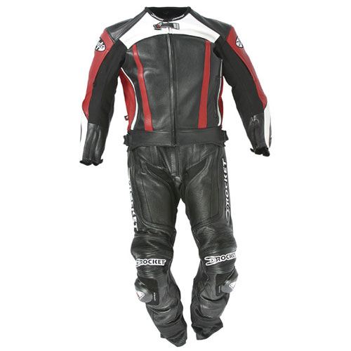 Macacão Joe Rocket GPX 2 pçs Vermelho  - Super Bike - Loja Oficial Alpinestars